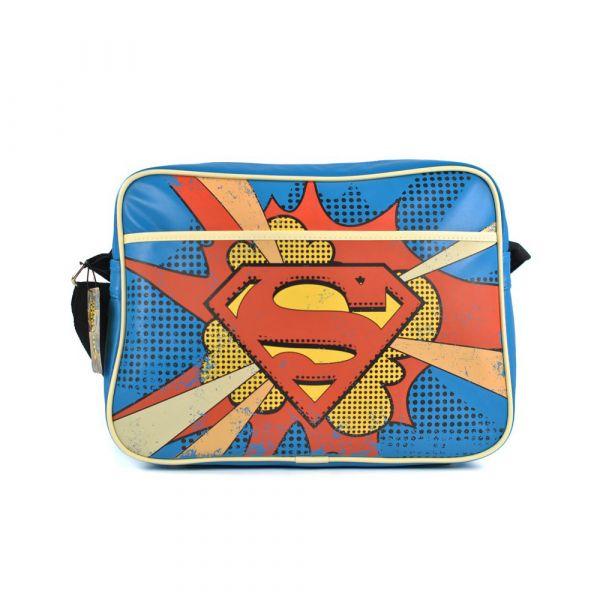 Ρετρό Τσάντα - SUPERMAN (THAKKK!)