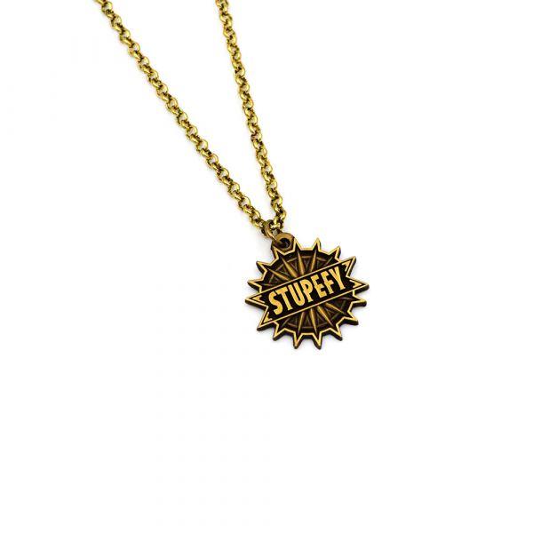 Stupefy necklace
