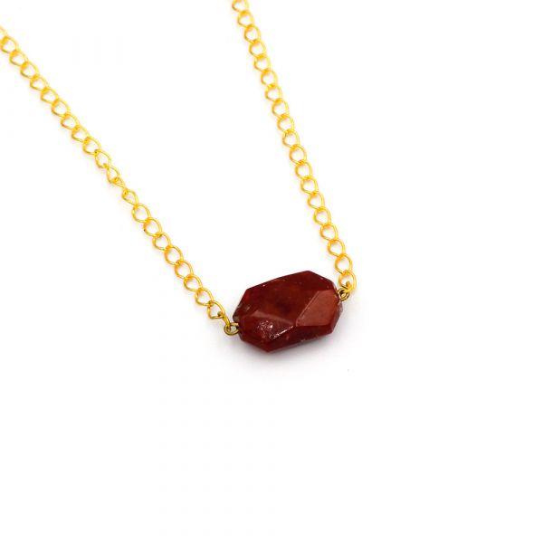 Philosopher's Stone necklace
