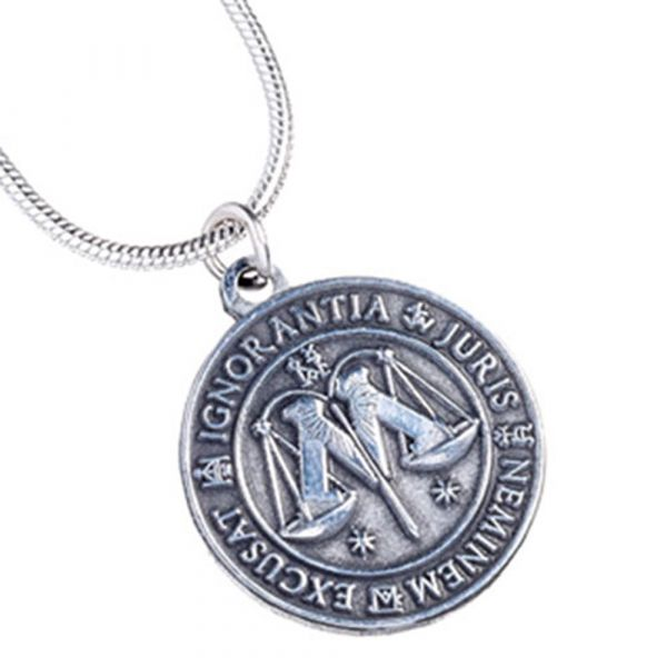 Ministry of Magic necklace