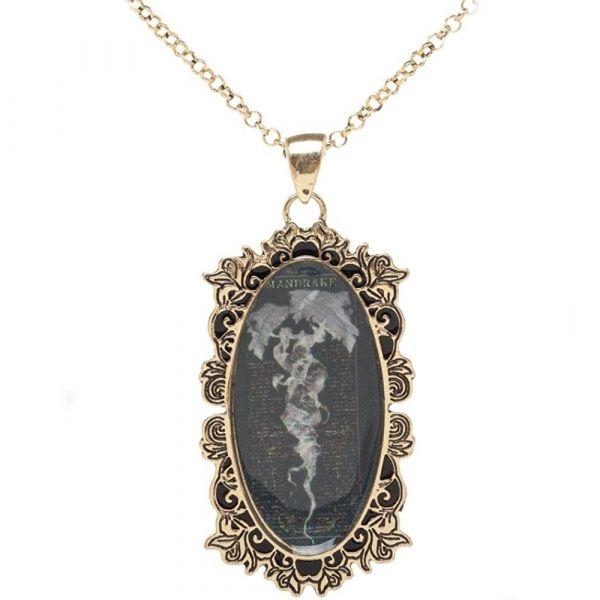 Mandrake necklace