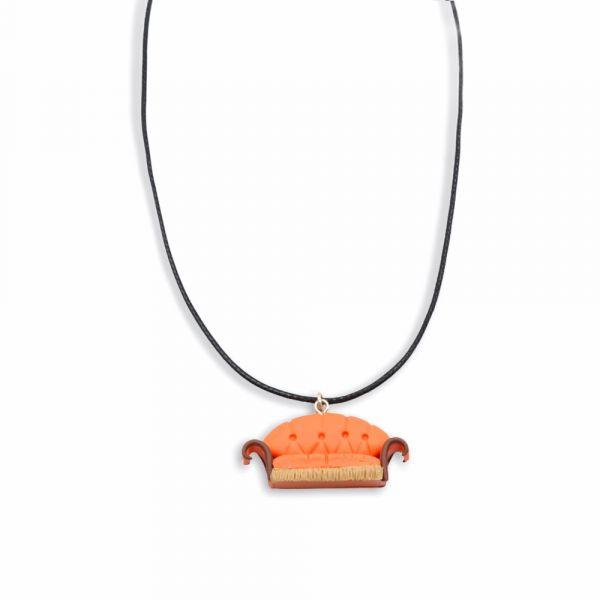 FRIENDS pivot handmade necklace