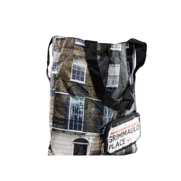 Grimmauld Place folding tote bag