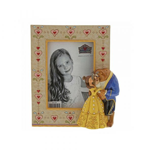 Beauty And The Beast Photo Frame 18cm