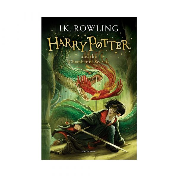 Harry Potter and the Chamber of Secrets-Hardback edition