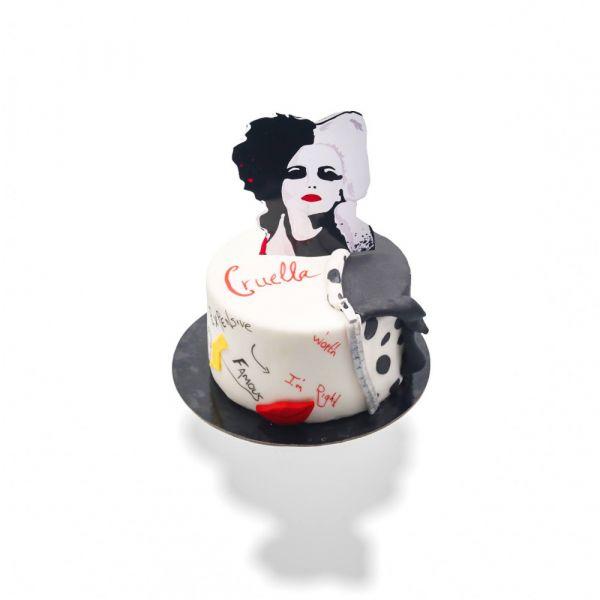 Cruella Cake