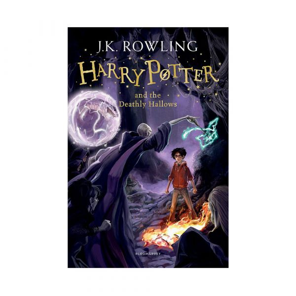 Harry Potter and the Deathly Hallows-Hardback edition