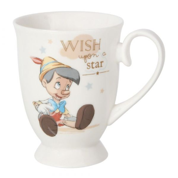 Pinocchio Mug Gift Set - Wish