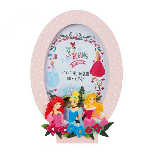 Κορνίζα πριγκίπισσα της Ντίσνευ - Άριελ, Σταχτοπούρα & Αυγούλα