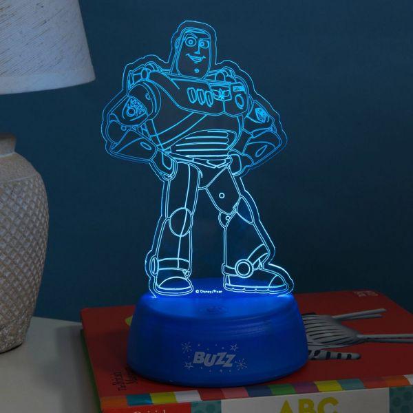Φωτάκι νύχτας Toy Story 4 Μπαζ Λαϊτγίαρ