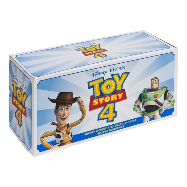 Disney Toy Story 4 Buzz & Woody Bookends