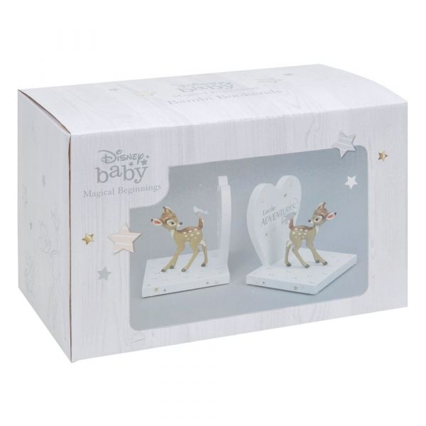 Moulded Bookends - Bambi