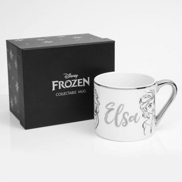 Bone China Mug - Elsa