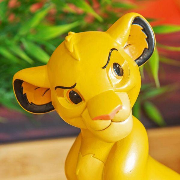 Disney Lion King Money Bank - Simba