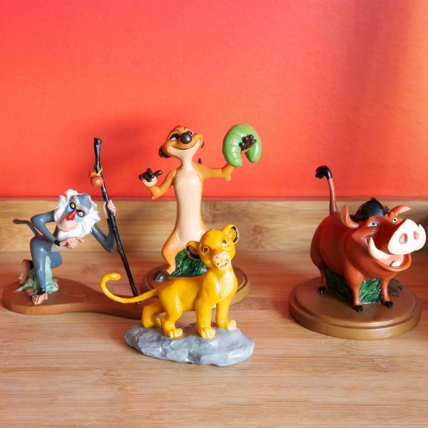 Φιγούρα Ραφίκι Disney Βασιλιάς των Λιονταριών