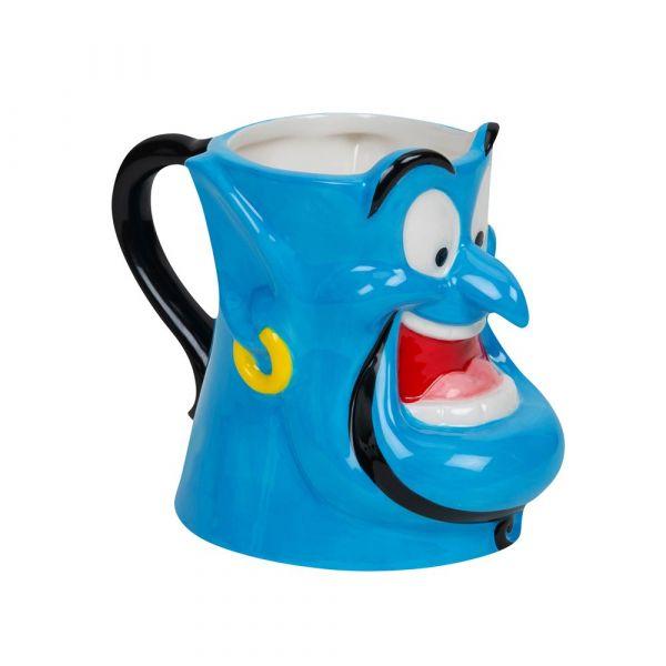 Disney Aladdin 3D Earthenware Mug - Genie