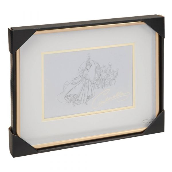 Framed Print - Cinderella