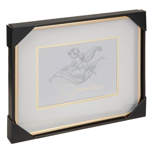 Framed Print - Jasmine