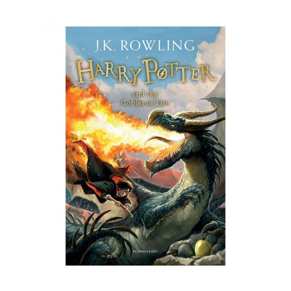 Harry Potter and the Goblet of Fire-Hardback edition
