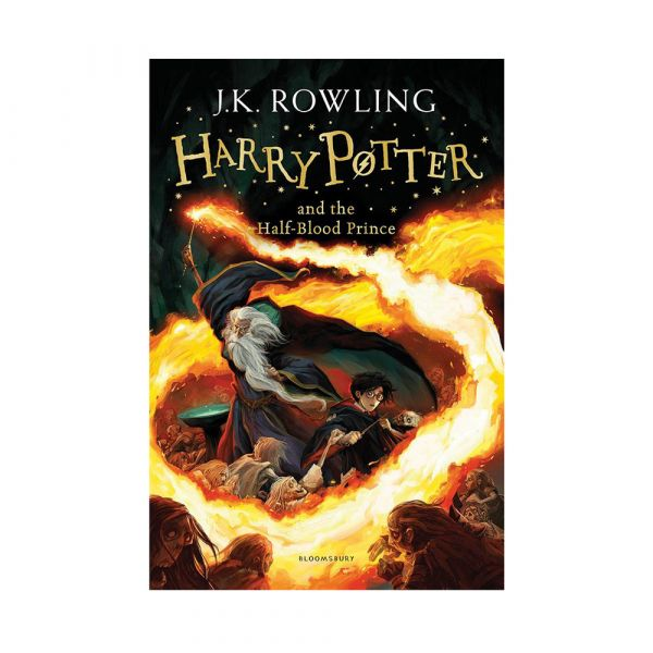 Harry Potter and the Half-Blood Prince-Paperback edition
