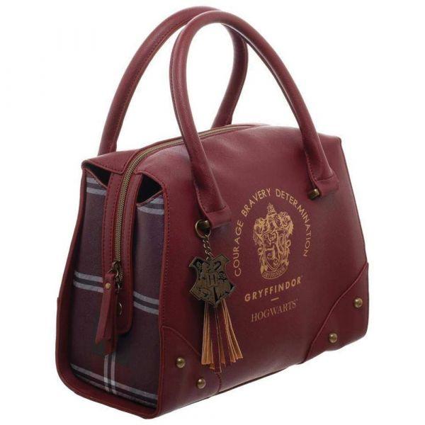Handbag Harry Potter Plaid Houses Hogwarts