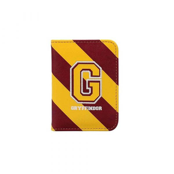 Gryffindor card holder