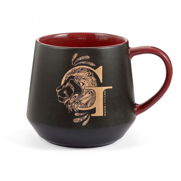 Harry Potter Mug Deluxe Home & Decline Hufflepuff