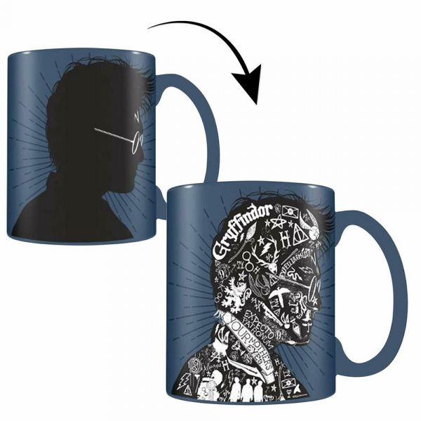Harry Potter Thermoreactive Mug Portrait