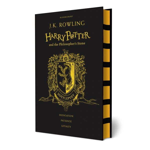 Harry Potter and the Philosopher's Stone-Hufflepuff hardback edition