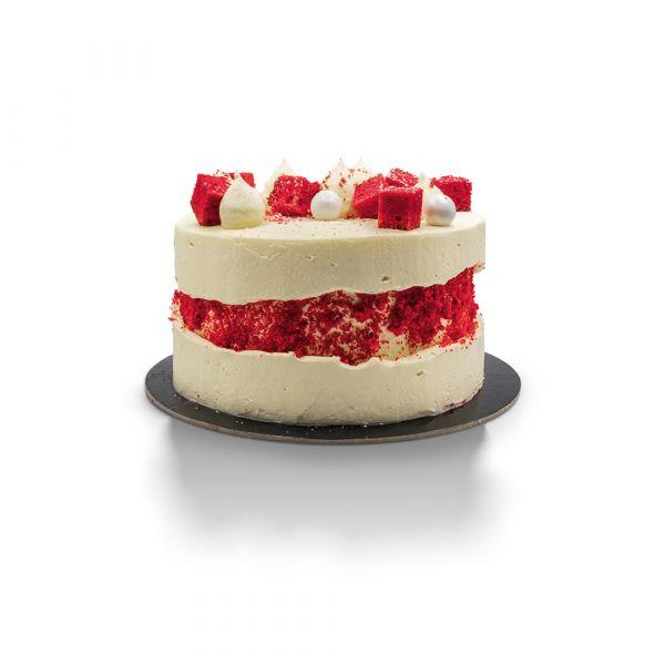 Red Velvet Reveal Cake