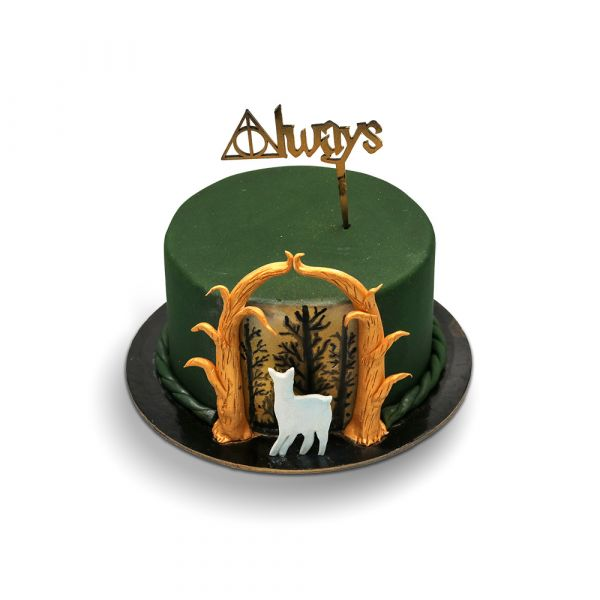After All this Time Cake