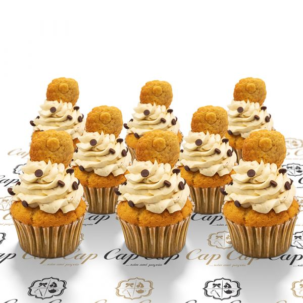 Skillet Cookie cupcakes (8 pc)