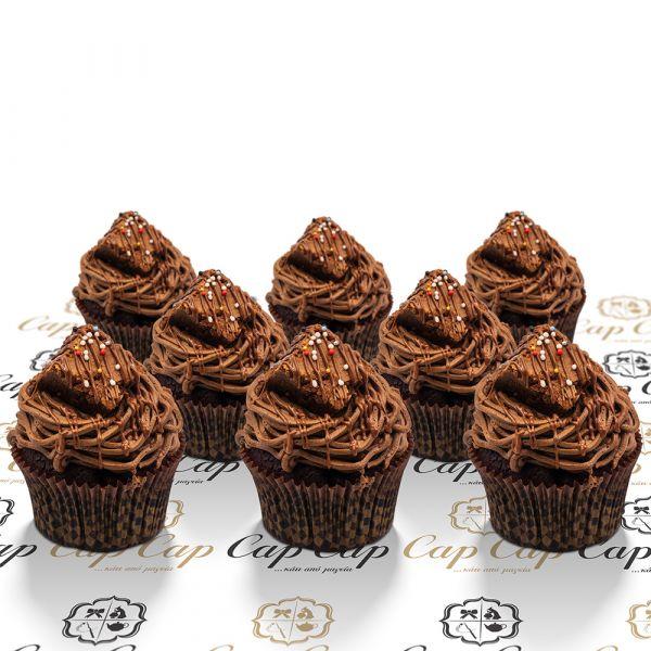 Mud Pie cupcakes (8 τμχ)