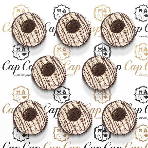 Oreo cupcakes (8 τμχ)