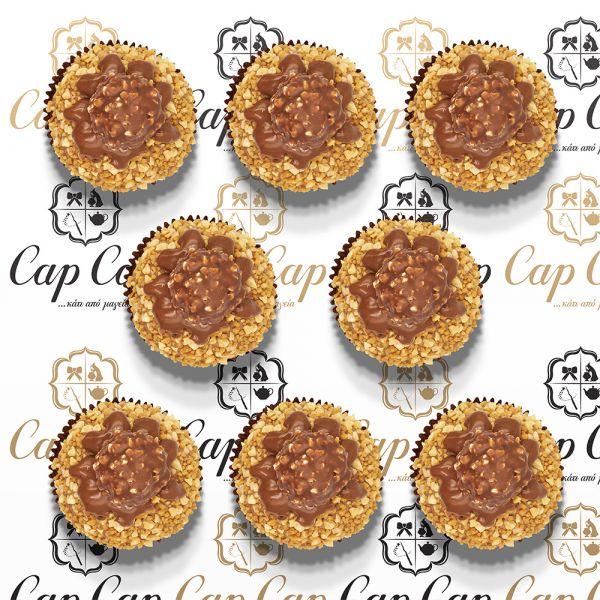 Ferrero cupcakes (8 pc)