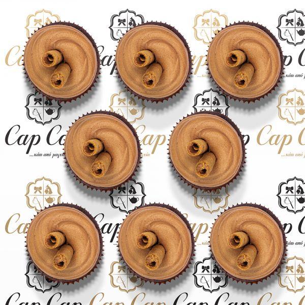 Caprice cupcakes (8 pc)