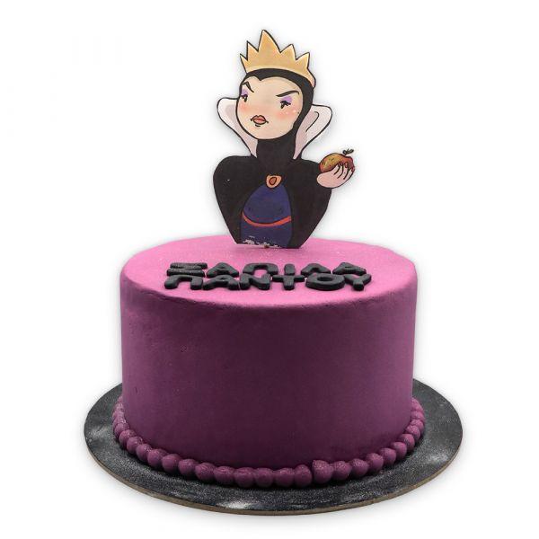 Evil Queen Cake