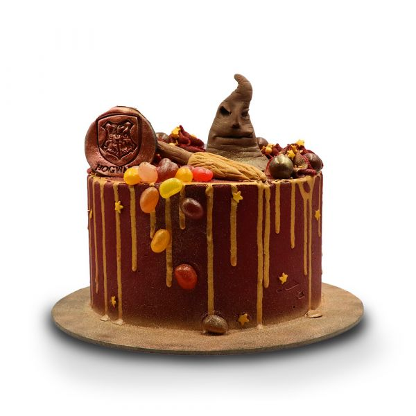 Happy Potter Cake