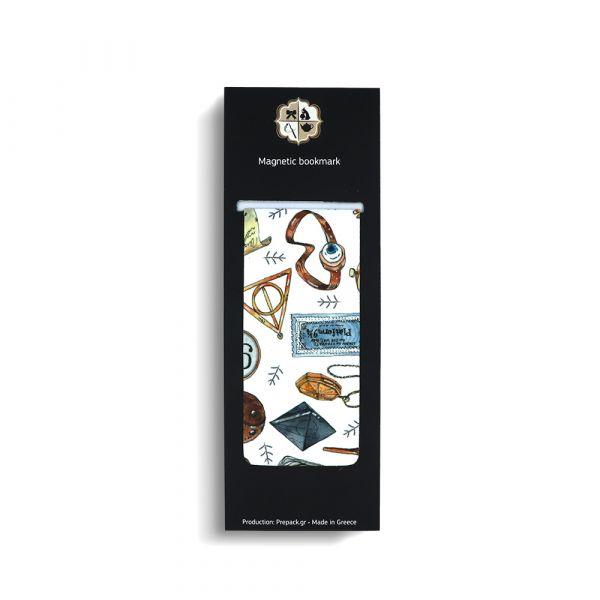 Magnetic Bookmark Hp Magic