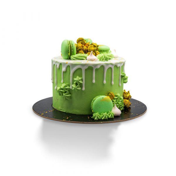 Green Lady Cake
