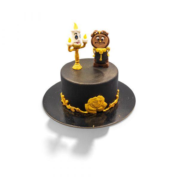 Beast Sidekicks Cake