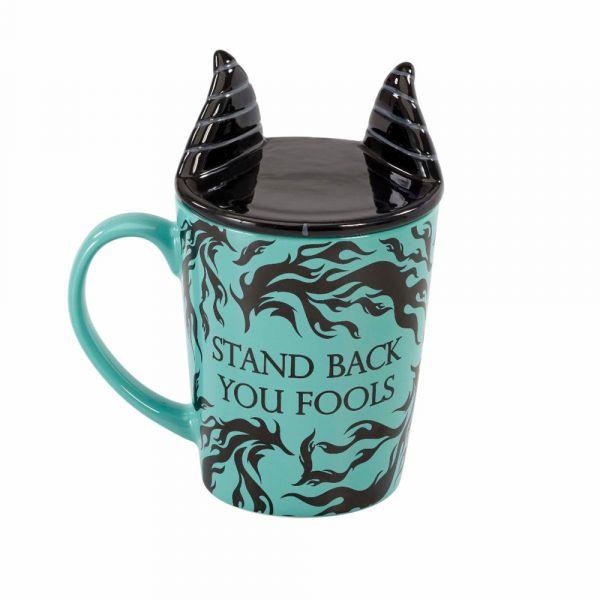 Κούπα Disney Villains - Maleficent Gift Set Κεραμική