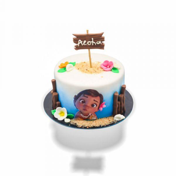 Aloha Moana Cake