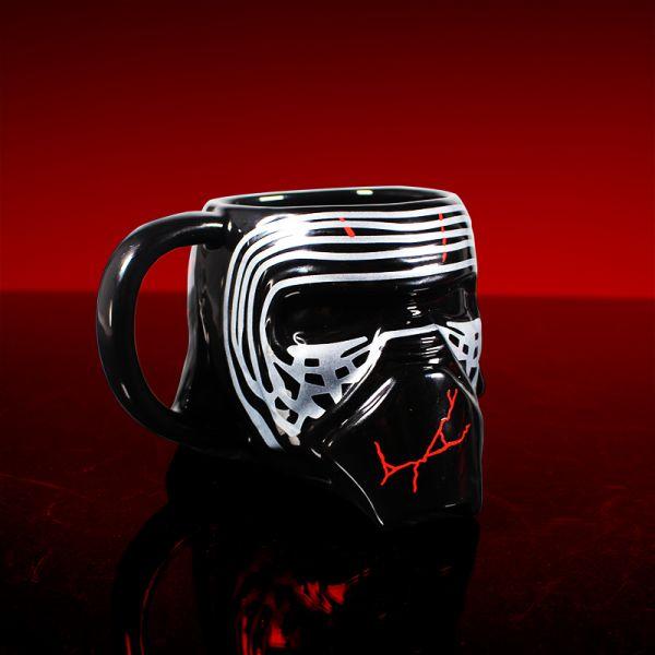 Mug Shaped Boxed (500ml) -  Star Wars Ep9 (Kylo Ren)