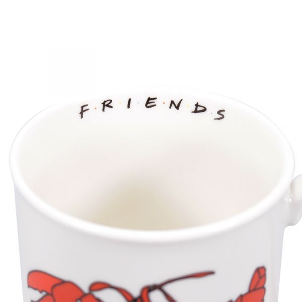 Κούπα Vintage Lobster - Friends