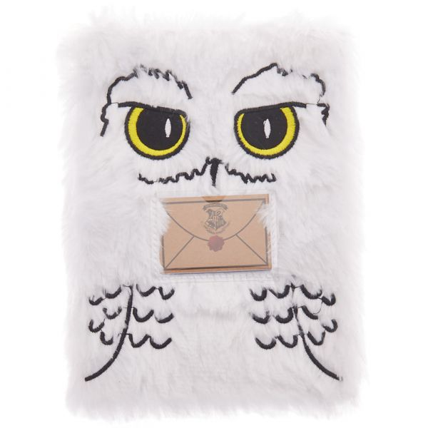 Notebook Harry Potter Owl Hedwig Oven