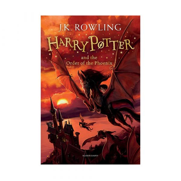 Harry Potter and the Order of the Phoenix-Paperback edition