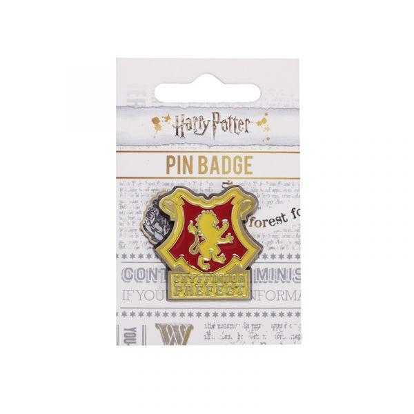Pin Badge Enamel - Harry Potter (Gryffindor Prefect)