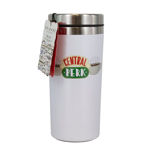 Κούπα Ταξιδιού Friends - Central Perk Μεταλλική