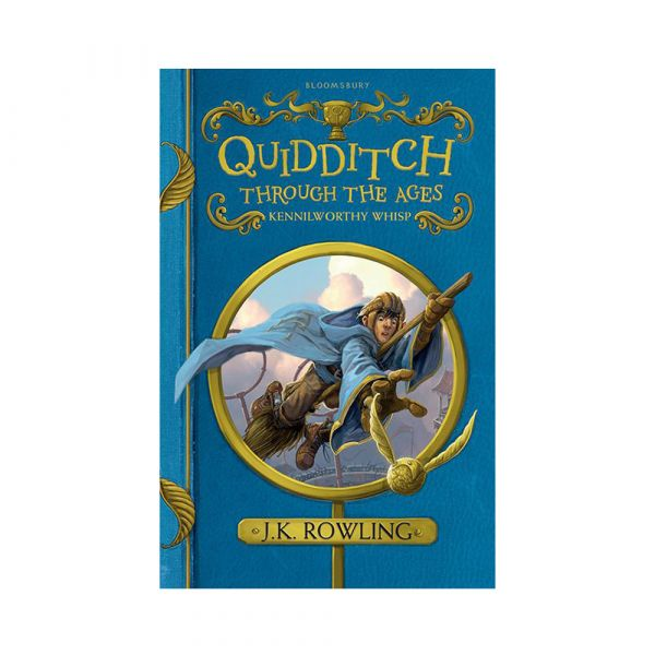 Quidditch Throught the Ages-Hardback edition